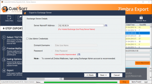 Zimbra to Exchange Migration Tool to Migrate Zimbra to Live