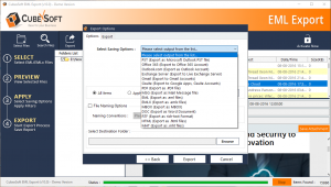 EML to Zimbra Tool to Open EML Messages in Zimbra with Attachments